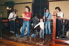 1988 - The Business, Swords