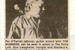 1988 - Pat Farrell, Guitar Wizard