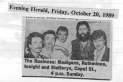 1989 - The Evening Herald
