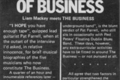 1984 - Interview with Pat Farrell