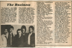 1984 - Business news