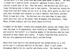 1991 - Press Release